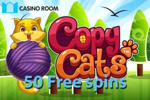50 Copy Cats Free Spins