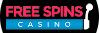 free spins casino logo