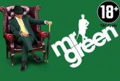 Mr Green casino free spins no deposit required