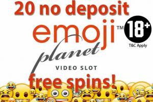 Emoji planet free spins bonus mr green