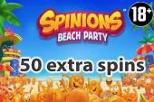 spinions free spins