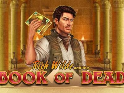 20 ​Book of Dead free spins no deposit