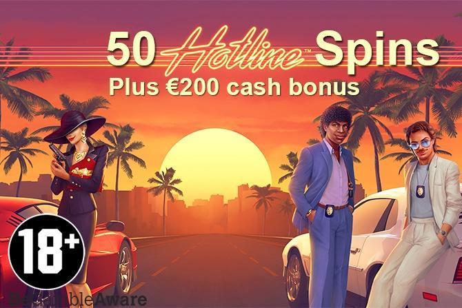 Go Wild Casino 50 Free Spins