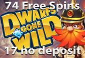 Dwarfs Gone Wild free spins