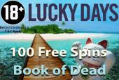 Free Spins LuckyDays casino