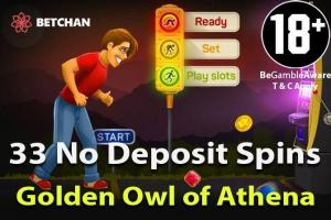 Betchan Casino bonus with freespins