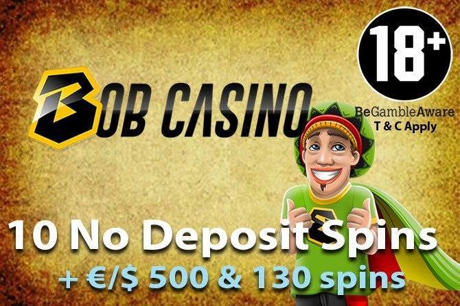 10 Bob Casino Free Spins No Deposit Free Spins Casino