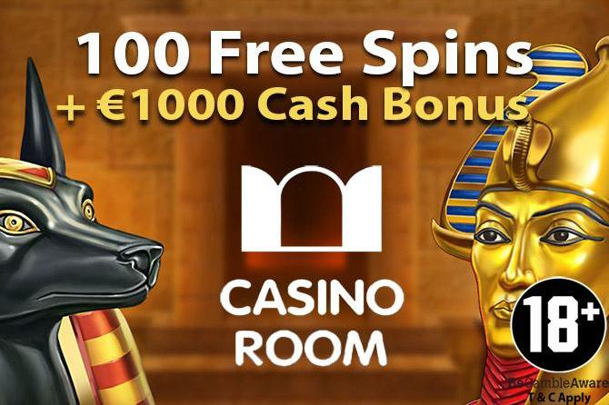 100 Casinoroom Free Spins 1000 Free Spins Casino