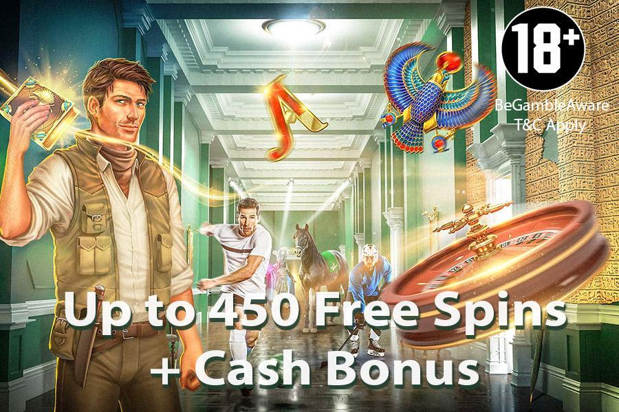 Up To 450 Mrgreen Free Spins Free Spins Casino